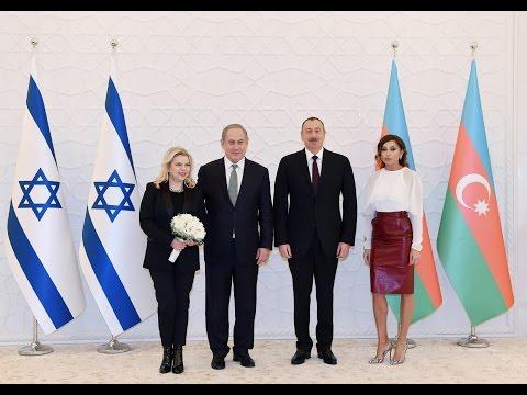 Ilham Aliyev meets Israeli Prime Minister Benjamin Netanyahu in private