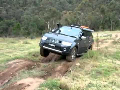 Mitsubishi Challenger - Bylong Creek