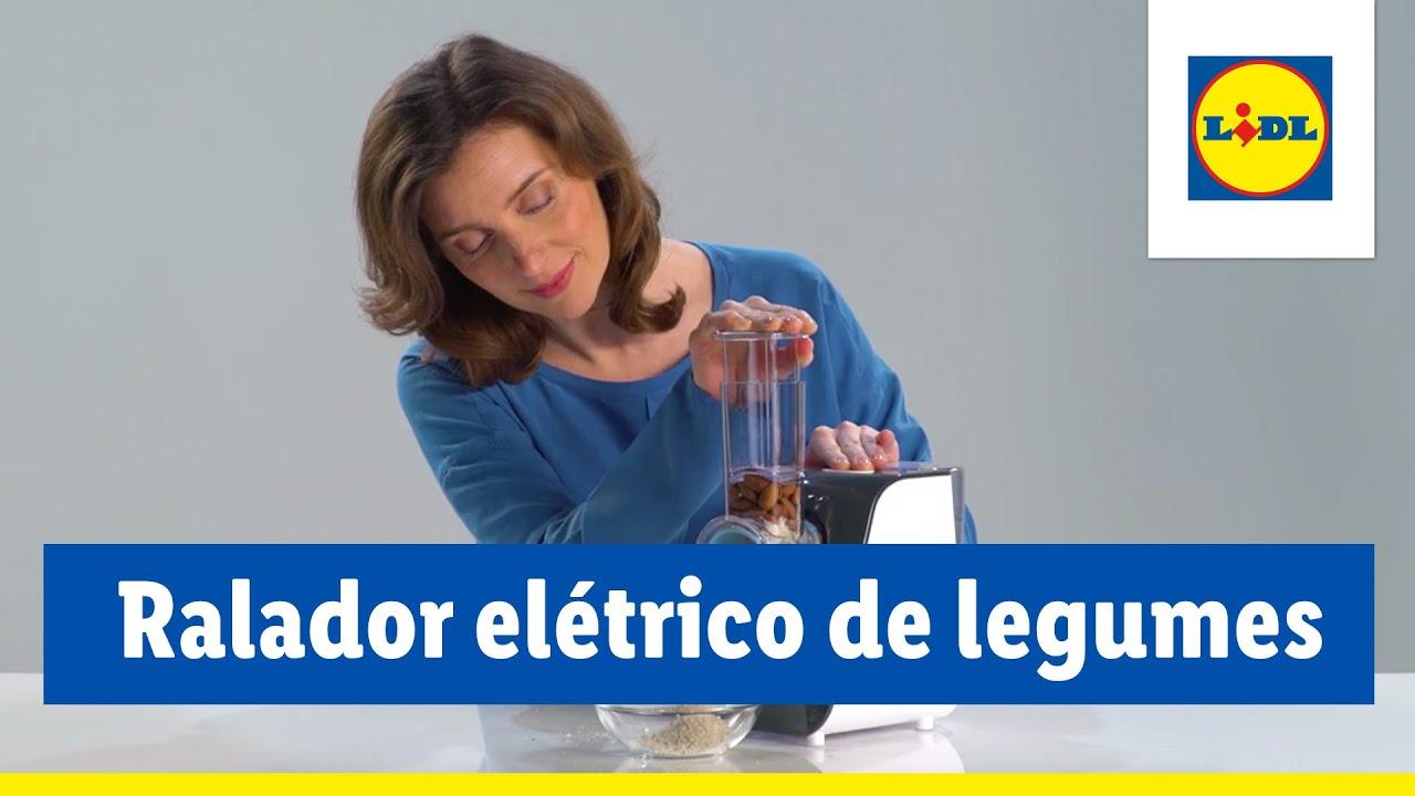 Ralador elétrico de legumes - 330806