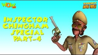 Inspector Chingam Special - Compilation Part 4 - 30 Minutes of Fun!