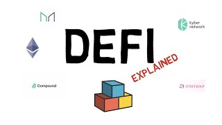 What is DEFI? Decentralized Finance Explained (Ethereum, MakerDAO, Compound, Uniswap, Kyber)