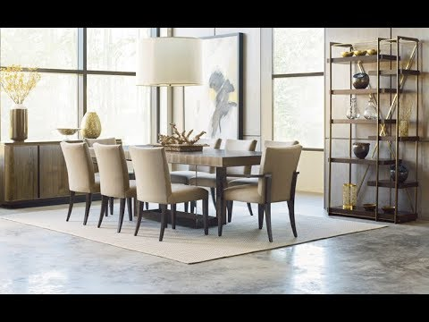 AD Modern Organics Dining Room Collection by American Drew