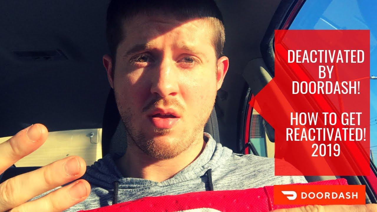 DoorDash Deactivated Me! How To Get Reactivated
