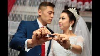 Самая красивая свадьба в САЙРАМЕ Эркин & Ирода Wedding Day