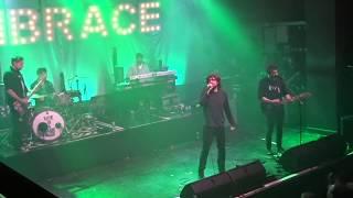 Embrace - Save me (5.04.2018, O2 Institute, Birmingham)