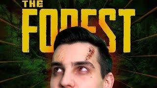 ????The Forest - Zakończenie Single Player! - Na żywo