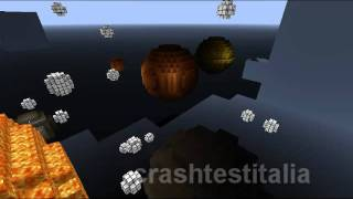 Solar System Minecraft SCHEMATIC MAP DOWNLOAD