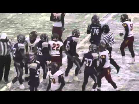 Big Horn vs. Mountain View - 2A Football State Championship 11/15/14