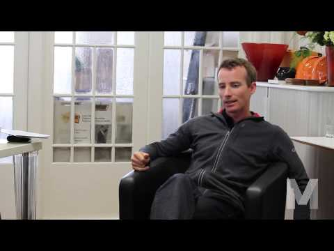 Sam Morgan - How important is research and development for business? (14/24)