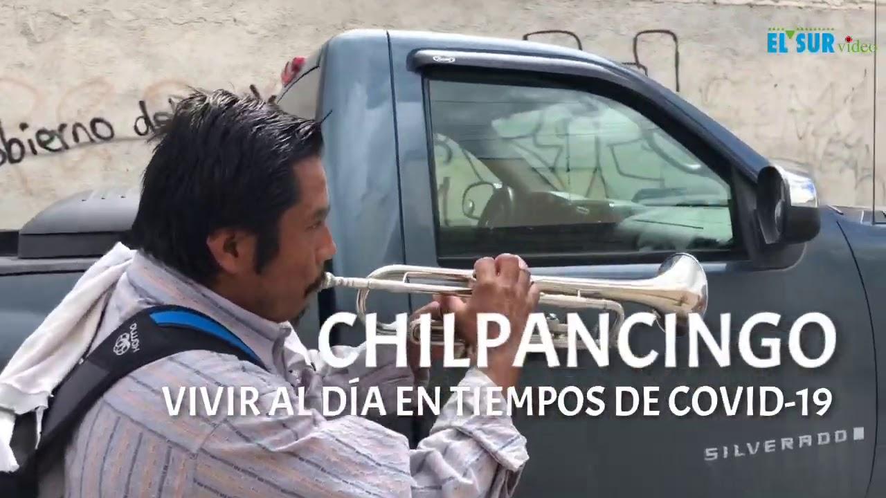TROMPETISTA INDÍGENA EN TIEMPOS DE COVID