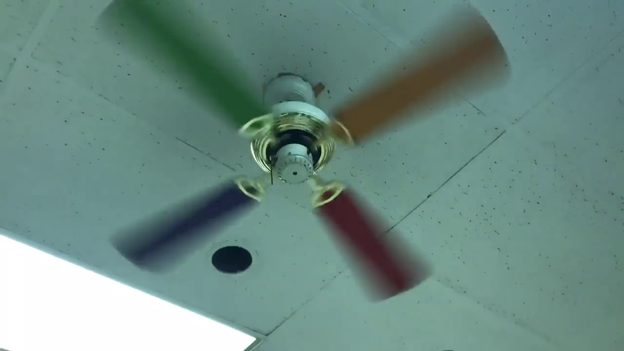 SMC Windsor Rainbow Ceiling Fan.