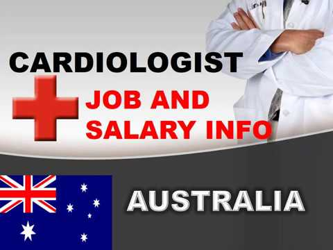 Cardiologist Salary In Australia - Jobs And Wages In Australia