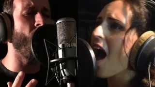 KAMELOT - Under Grey Skies  [Vocal cover by Daniele Baglietto & Letizia Chiozzi]]