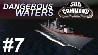 Sub Command 688(I) in Dangerous Waters+RA1.41 (7) Severomorsk