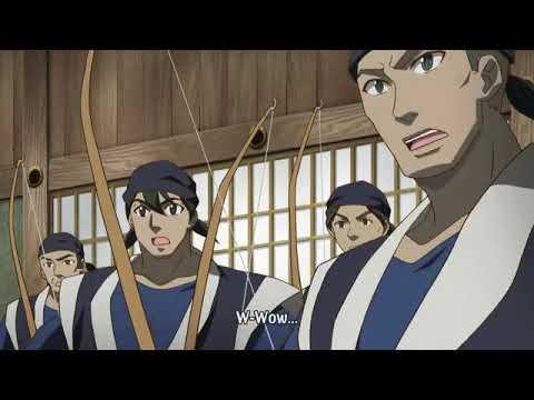 Aoi Sekai no Chuushin de Episode 2