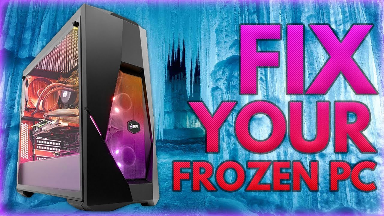 How to FIX Your Frozen PC - Windows 10 | 2018