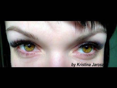 3D (4D-5D) Наращивание. 3D Eyelash Extension