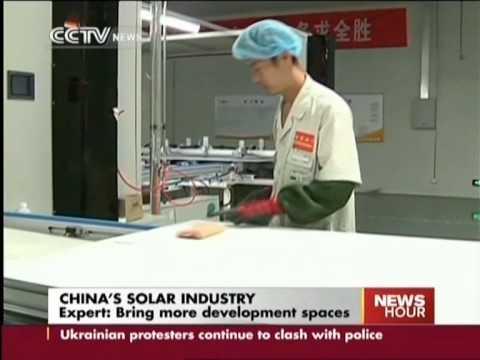 China imposes final tariffs on US, S  Korean polysilicon