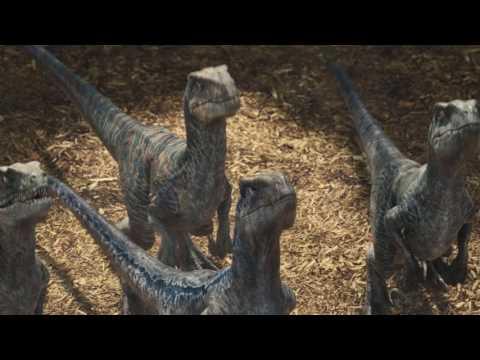 Carnivore Music Video (Jurassic Park Franchise)
