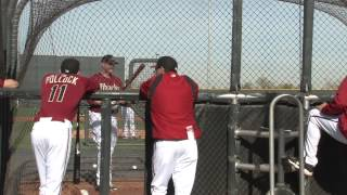 Arizona Diamondbacks Spring Training Report #2