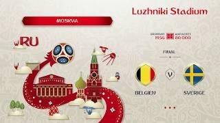 FIFA 18 VM LÄGE MED SVERIGE - VM FINAL MOT BELGIEN - FORSBERG BLIXTRAR TILL! SISTA EPISODEN