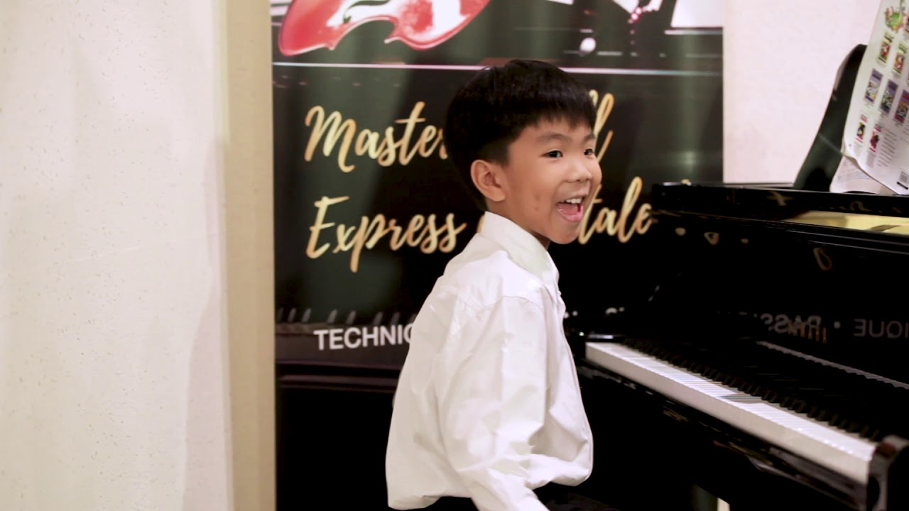 The Pianist Studio Recital Highlight