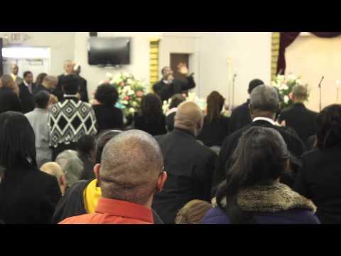 Pastor Damon Wilson Exhortation at his mother Pastor Joyce Wilson's Homegoing