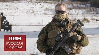 Женский спецназ в Норвегии  из чего сделаны эти девчонки?