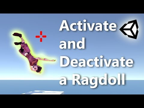 Repeat Ragdoll Physics in Unity 3D by Random Art Attack