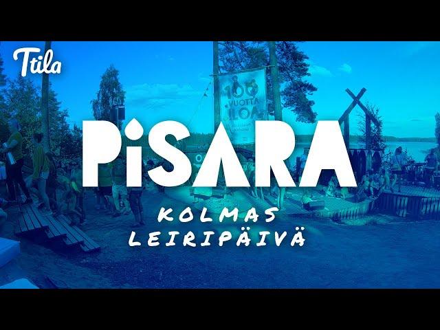 Ttila Goes Pisara - Kolmas leiripäivä
