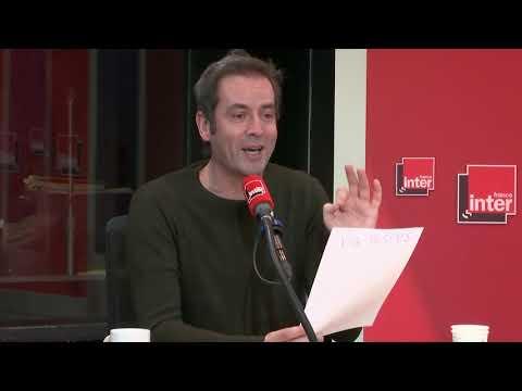 La France sans bisous n'est plus réellement la France - Tanguy Pastureau maltraite l'info