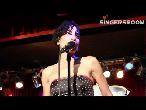Goapele - First Love Live at B.B. King (Singersroom)