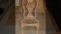Waln-Ryerss Queen Anne Side Chair