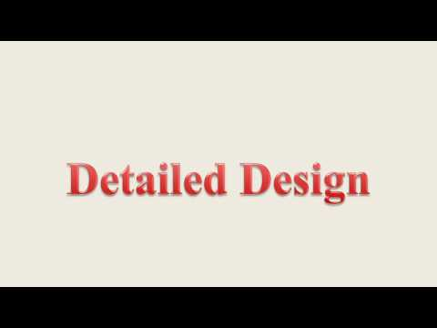 Detailed Design - AMIE - AD301 - Fundamentals of Design and Manufacturing