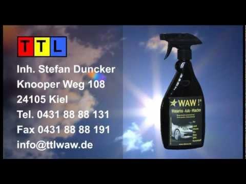 autowaschen ohne wasser waw youtube. Black Bedroom Furniture Sets. Home Design Ideas