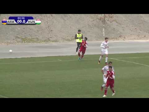 Armenia VS Hungary 15.11.2016 /UEFA European Under-19 Championship 2016 Qualifying round/
