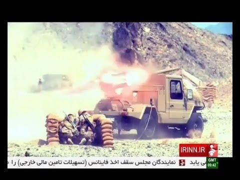 Iran IRGC The Great Prophet 11 wargame, phase two_Feb 22, 2017_رزمايش پيامبر بزرگ يازده سپاه ايران