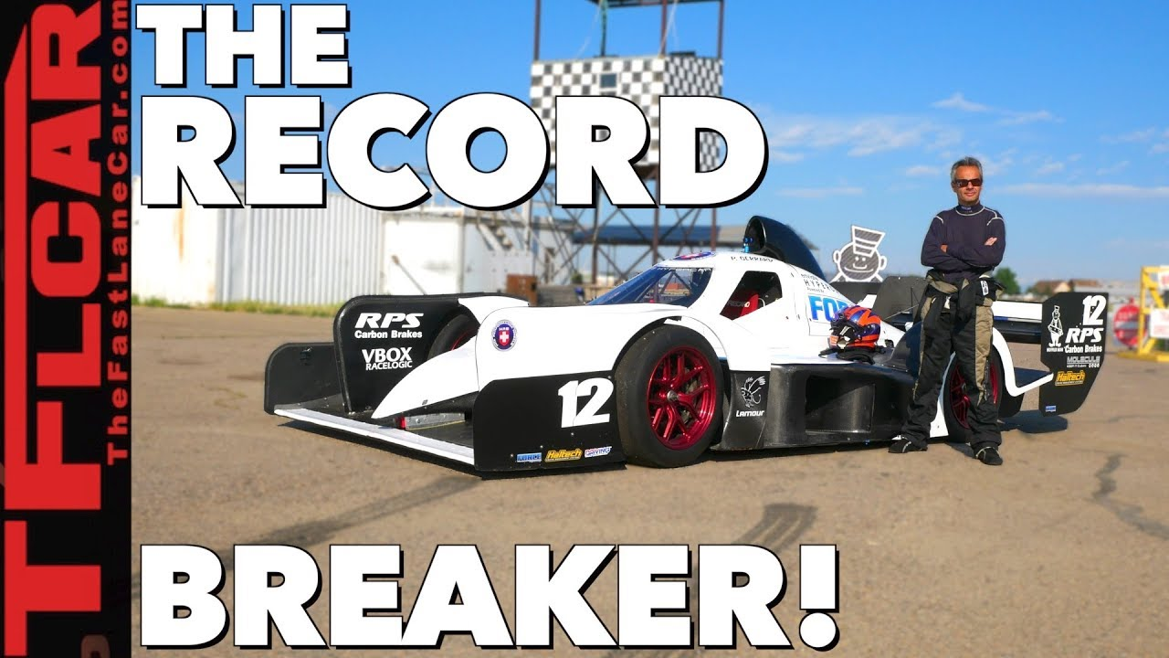 How Fast Is A Pikes Peak International Hill Climb Race Car Hot Or Not Review