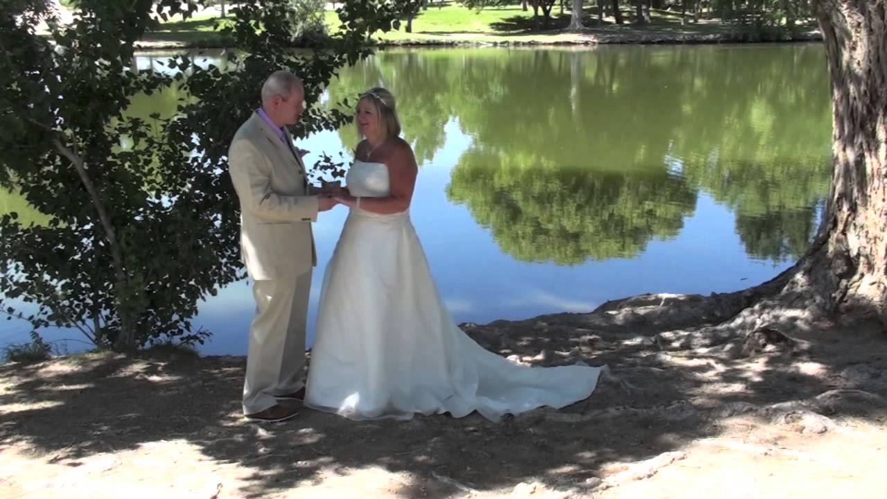 Floyd Lamb Park At Tule Springs Wedding