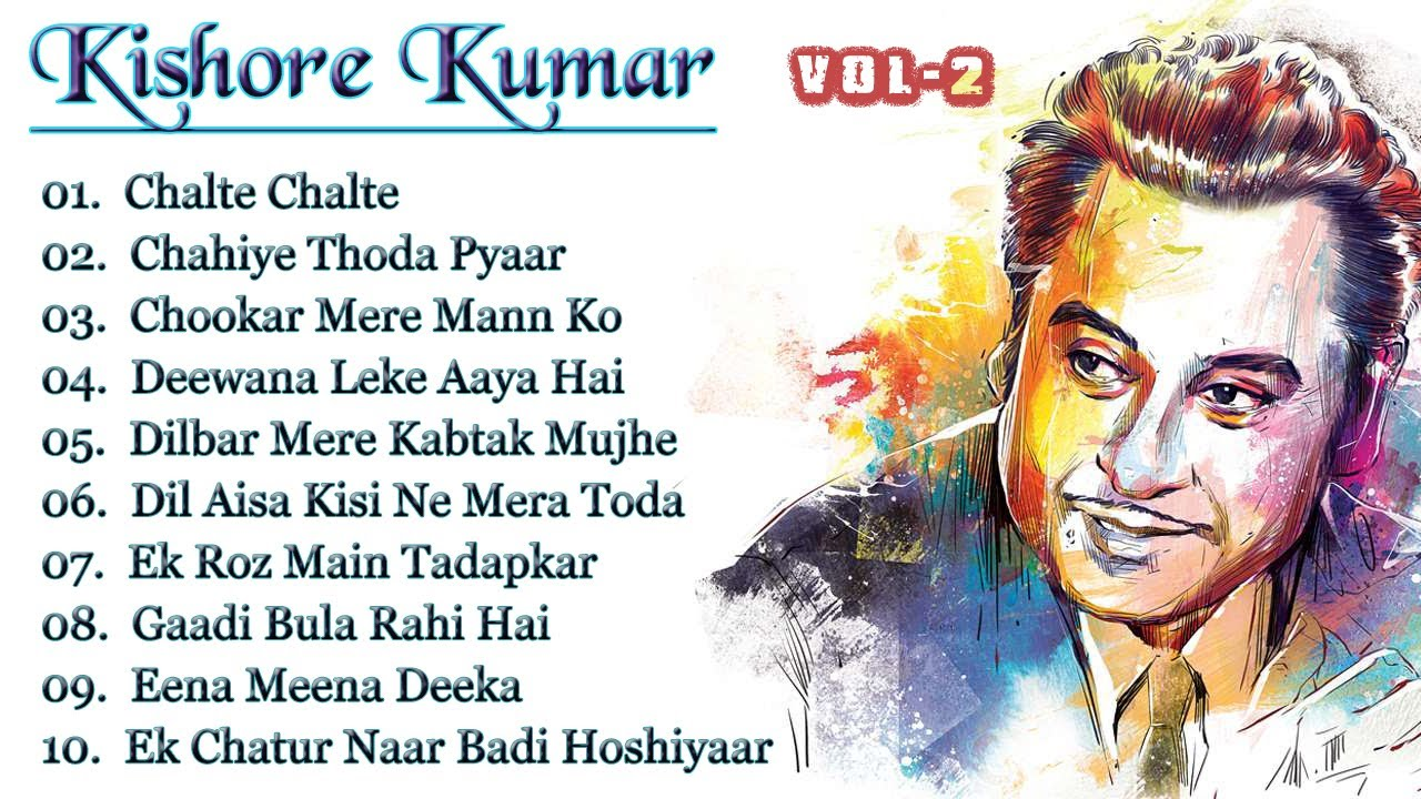 Free Download Of Kishore Kumar Songs Collection