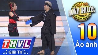 THVL   Cặp đôi hài hước Mùa 2 – Tập 10[7]: Lớp học siêu nhân - Hoàng Hải, Miko Lan Trinh