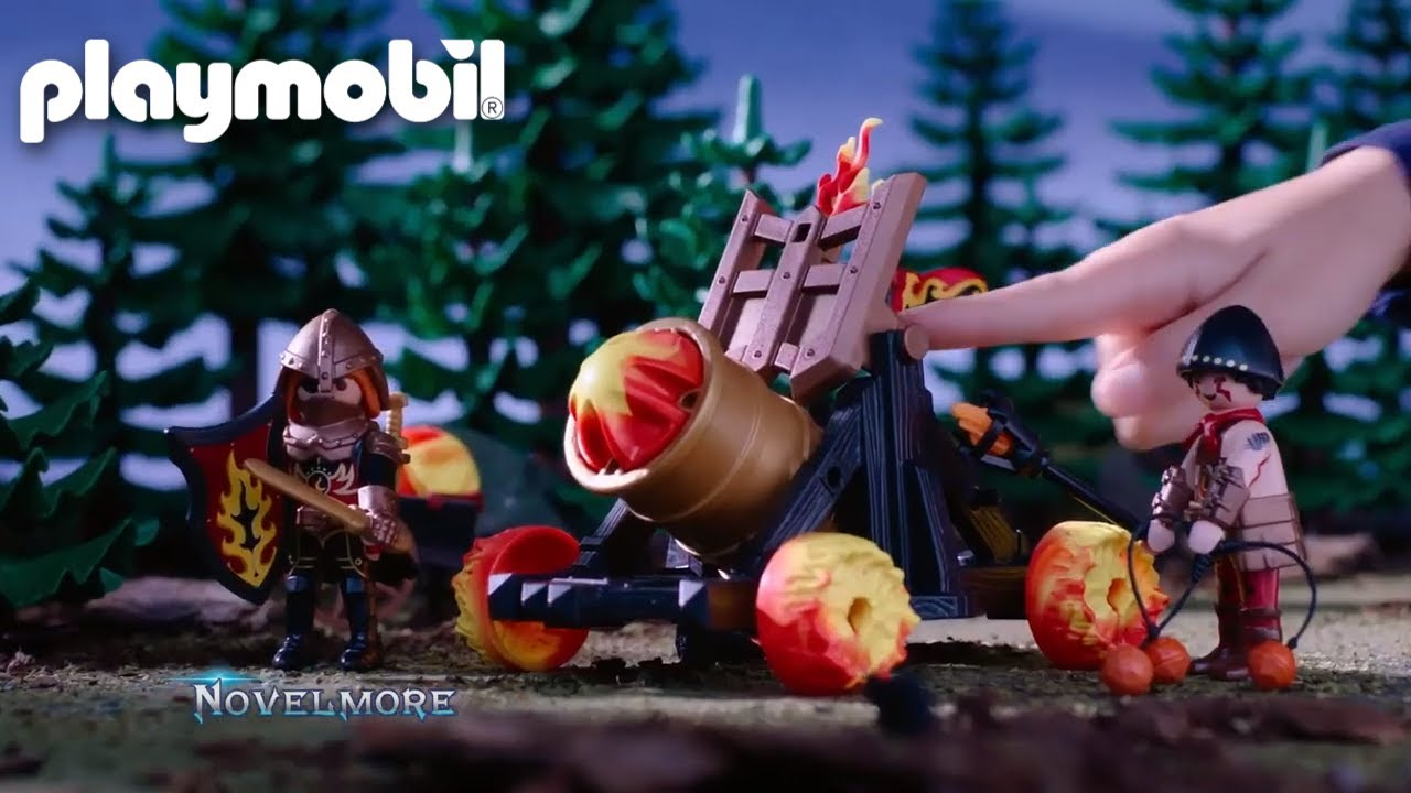 Novelmore II | TV Spot | PLAYMOBIL