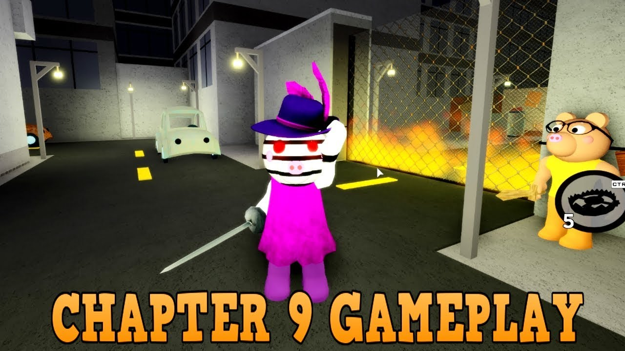 🐷 ROBLOX PIGGY CITY CHAPTER 9 GAMEPLAY * NEW UPDATE * - YouTube