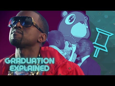 Graduation  Kanye West Explained ft Noisy Images