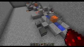 Actually Additions Lens of the Miner Automation (Vanilla + AA)