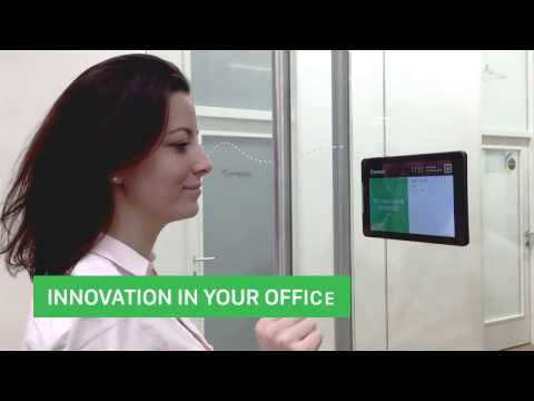 Book Your Meeting in a Second – Digital Meeting and Conference Room Booking System