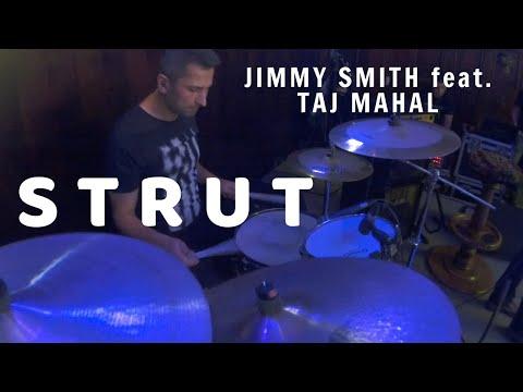 Jimmy Smith Feat. Taj Mahal - STRUT (cover)