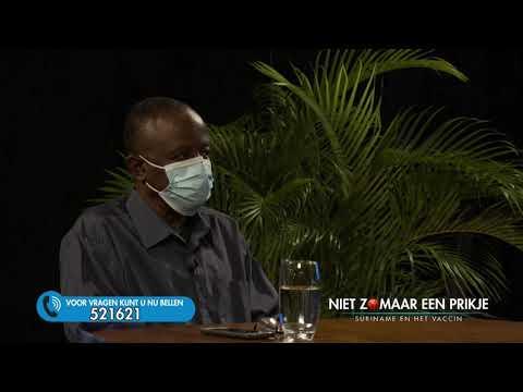 Niet Zomaar Een Prikje Aflevering 6. Het wekelijks Live opbelprogramma via de STVS