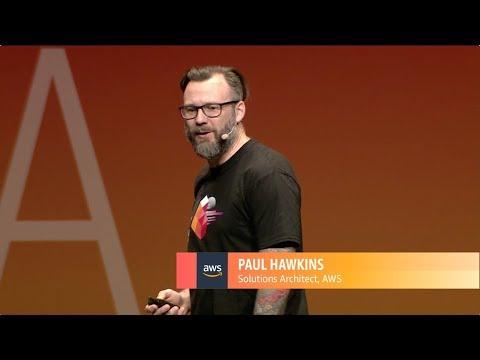 AWS Dev Day Australia 2018 - Secrets Should Remain Secret