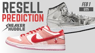 StrangeLove Nike SB Dunk | Jordan 1 Disco Ball 'Flashing Lights' | Resell  Prediction + How To Cop